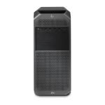 HP Z4 G4 Intel® Core™ i9 X-series i9-7900X 16 GB DDR4-SDRAM 512 GB SSD Black Mini Tower Workstation