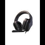 Mionix Nash 20 Binaural Head-band Black