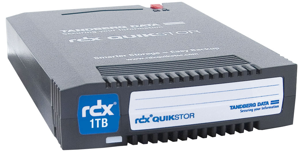 Tandberg Data RDX QuikStor 8586-RDX