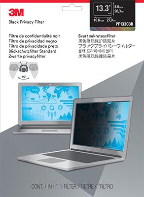 "3M 13.3"" Standard Laptop Privacy Filter"