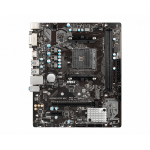 MSI A320M-A PRO MAX placa base Zócalo AM4 Micro ATX AMD A320