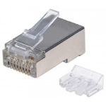 Intellinet 790680 wire connector RJ-45 Grey