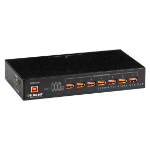 Black Box ICI207A 480Mbit/s Black interface hub