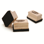 SHOWME WOODEN HANDLED MINI FELT ERASER