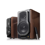 Edifier S2000MKIII speaker set 2.0 channels 130 W Black, Wood