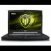 """MSI Workstation WT75 8SM-011ES Negro Estación de trabajo móvil 43,9 cm (17.3"""") 1920 x 1080 Pixeles 8ª generación de procesadores Intel® Core™ i7 i7-8700 16 GB DDR4-SDRAM 512 GB SSD"""