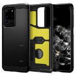 """Spigen Tough Armor mobiele telefoon behuizingen 17,5 cm (6.9"""") Hoes Zwart"""