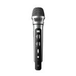 Pyle PKRK9CR Karaoke microphone Wireless Black,Silver Microphone