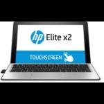 "HP Elite x2 1012 G2 Silver Hybrid (2-in-1) 31.2 cm (12.3"") 2736 x 1824 pixels Touchscreen 2.8 GHz 7th gen Intel® Core™ i7 i7-7600U"