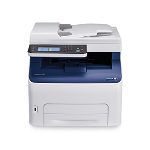 Xerox WorkCentre 6027V/NI 1200 x 2400DPI Laser A4 18ppm Wi-Fi Blue,White multifunctional