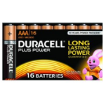 Duracell MN2400B16 household battery Single-use battery AAA Alkaline