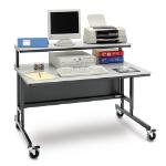 Da-Lite PCT 80-100-HM computer desk Grey