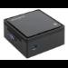 Gigabyte GB-BXBT-1900 BGA 1170 2GHz J1900 USFF Black PC/workstation barebone