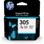 HP 3YM60AE (305) Printhead cartridge color, 100 pages