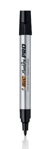 BIC 964800 marker 12 pc(s) Black