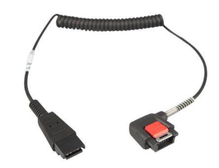 Wt6000 - Headset Adapter Cable (quick-disconnect Connect) Long