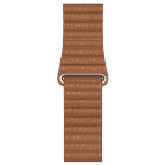 Apple MXAF2ZM/A smartwatch accessory Band Brown Leather