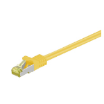 Microconnect 30m Cat7 S/FTP networking cable Yellow S/FTP (S-STP)