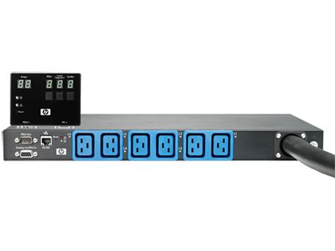 Hewlett Packard Enterprise 32A Intl Intelligent Modular PDU