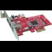 LyCOM PE-107 interface cards/adapter