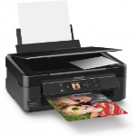 Epson Expression Home C11CE63401 Inkjet A4 Wi-Fi Black multifunctional