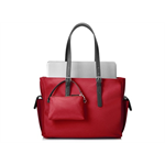 "HP 14"" Ladies Slim Red Tote 14"" Ladies case Red"