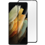 eSTUFF Black Curved Edge, Edge Glue Clear screen protector Samsung 1 pc(s)