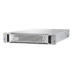 Hewlett Packard Enterprise DL380 Gen9 2U Zwart, Zilver