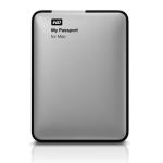 Western Digital 2TB My Passport Mac 2000GB Silver external hard drive