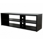 "AVF FS1400MURB-A 70"" Portable Black flat panel floorstand"