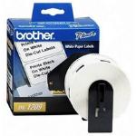 Brother DK1209 White DK