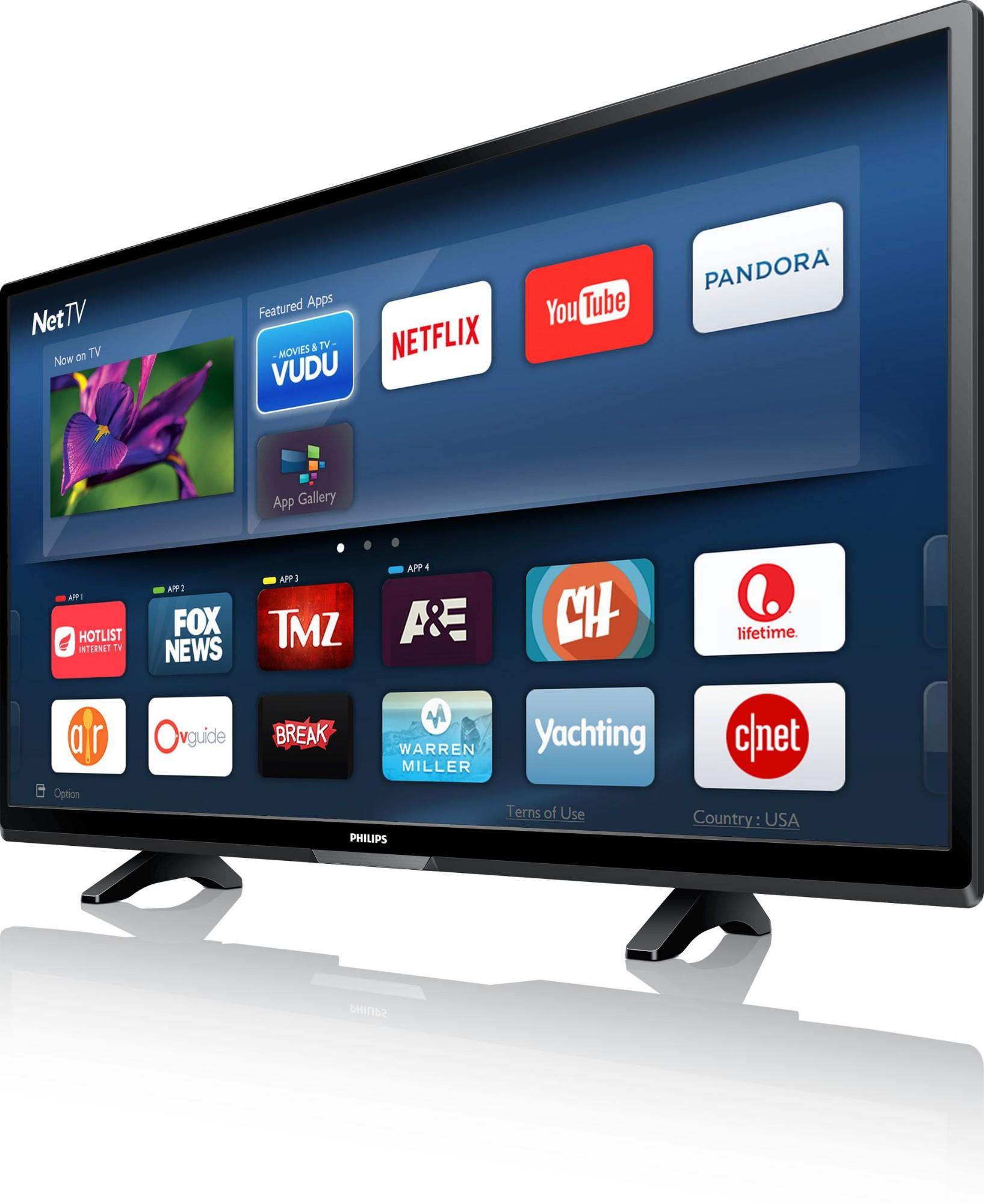 "Pantalla PHILIPS 4K SMART TV 50"" 50PFL5601/F7 Ultra HD Wifi LED"