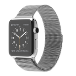 """Apple Watch 1.5"""" OLED Stainless steel smartwatch"""