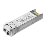 TP-LINK TL-SM5110-SR network transceiver module Fiber optic 10000 Mbit/s SFP+ 850 nm