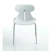 FF Arista Break Out Chair White