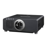 Panasonic PT-DZ870ELK Projector - Lens Not Included