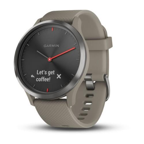 Garmin vívomove HR sport watch Black 64 x 128 pixels Bluetooth