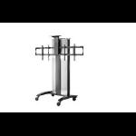 """Peerless SR555E flat panel floorstand 127 cm (50"""") Black"""