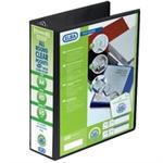 Elba 400008439 folder A4 Black