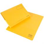Elba 100090141 folder Polypropylene (PP) Yellow A4