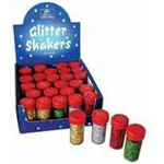 BRIGHTID BRIGHT IDEAS GLITTER SHAKERS DISPLAY