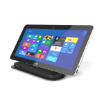 DELL 452-BBTJ Tablet Black mobile device dock station