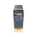 Fluke CIQ-KRQ network cable tester PoE tester Blue,Yellow