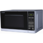 Sharp R-272SLM Countertop 20L 800W Silver