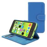 "TheSnugg B00MHX1YC6 4"" Folio Blue mobile phone case"