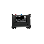 Lantronix FOX3-3G rastreador gps Universal Negro