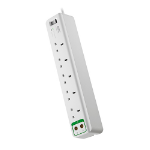 APC SurgeArrest White 5 AC outlet(s) 230 V 1.83 m