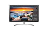 """LG 27UL850-W computer monitor 68.6 cm (27"""") 4K Ultra HD LED Flat Matt Silver"""