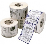 Zebra 10026641 printer label White Self-adhesive printer label