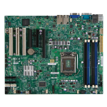 Supermicro MBD-X9SCA-F-O server/workstation motherboard ATX Intel® C204